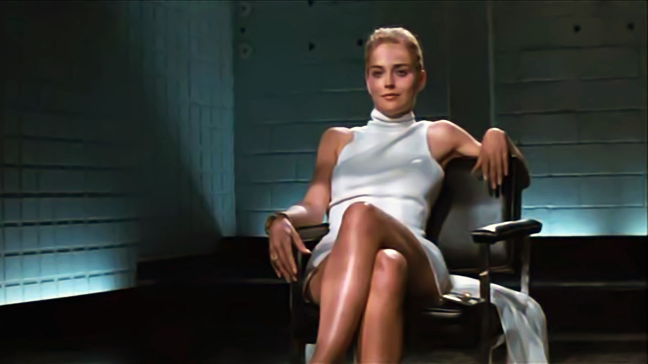 basic instinct chair scene