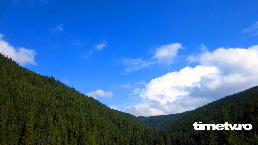 drumul-regelui-paduri-nori-cer-verde-albastru