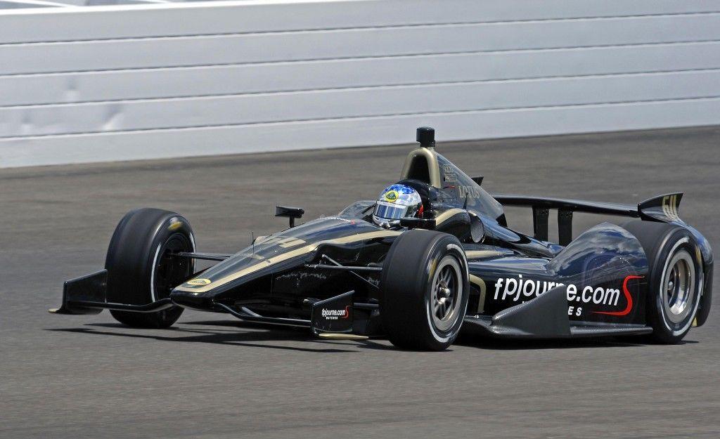 Jean Alesi Lotus Dallara