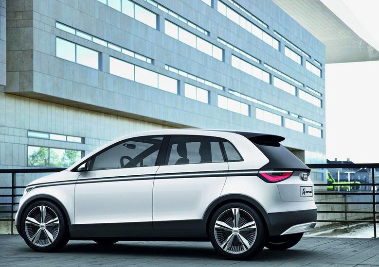Audi A2 concept Frankfurt 2