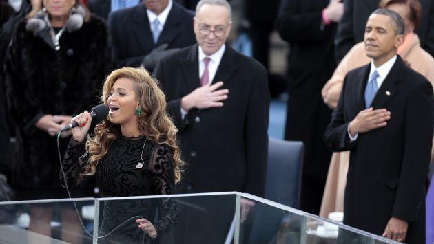 Beyonce Obama