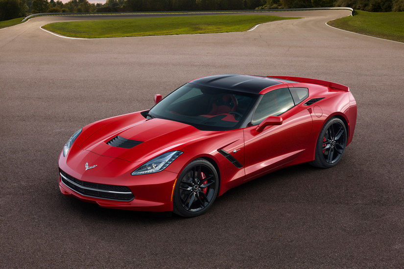Chevrolet Corvette C7 Stingray 5