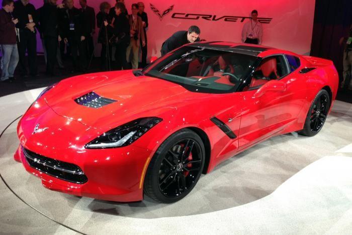 Chevrolet Corvette a