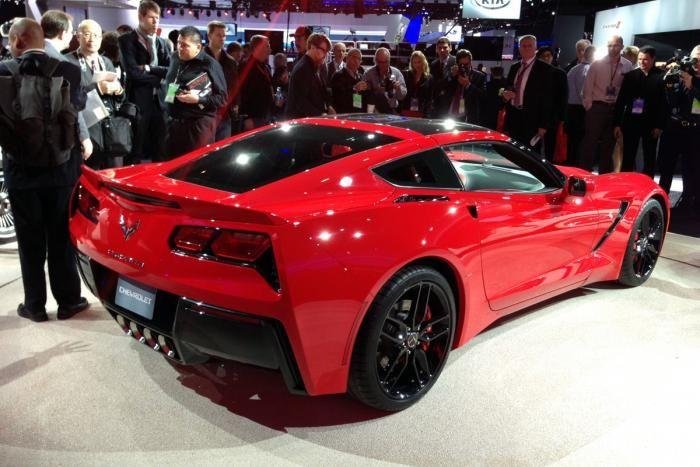 Chevrolet Corvette b