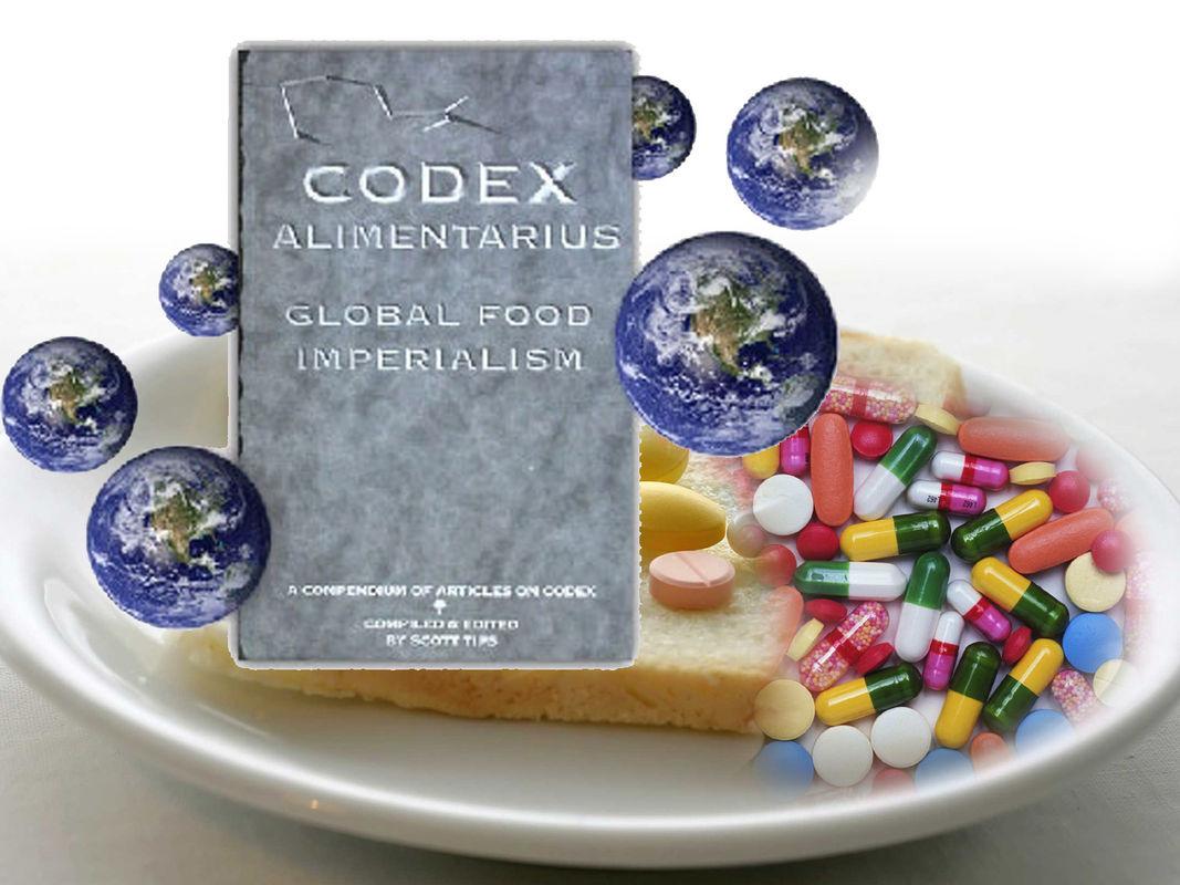 Complot mondial Codex Alimentarius initium si otrava din hrana noastra zilnica