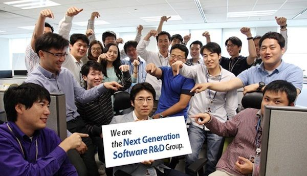 Echipa-Samsung