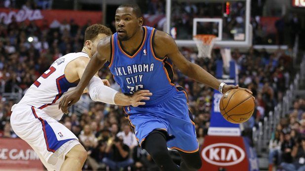 Kevin Durant vs Clippers