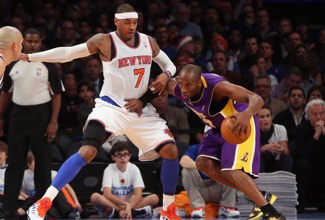 Knicks Lakers