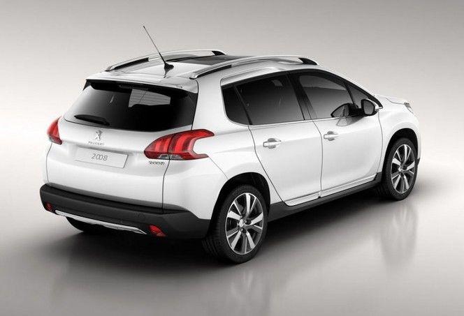 Peugeot 2008 d