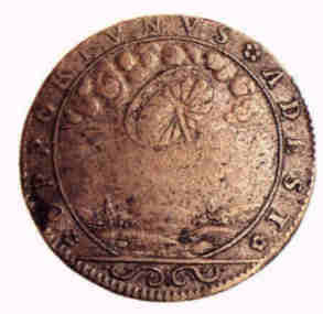 UFO_Sighting_Commemoration_Coin_1680_France