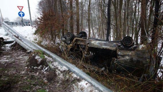 accident microbuz romani belgia