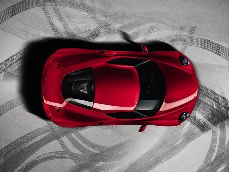 Alfa Romeo 4C 3