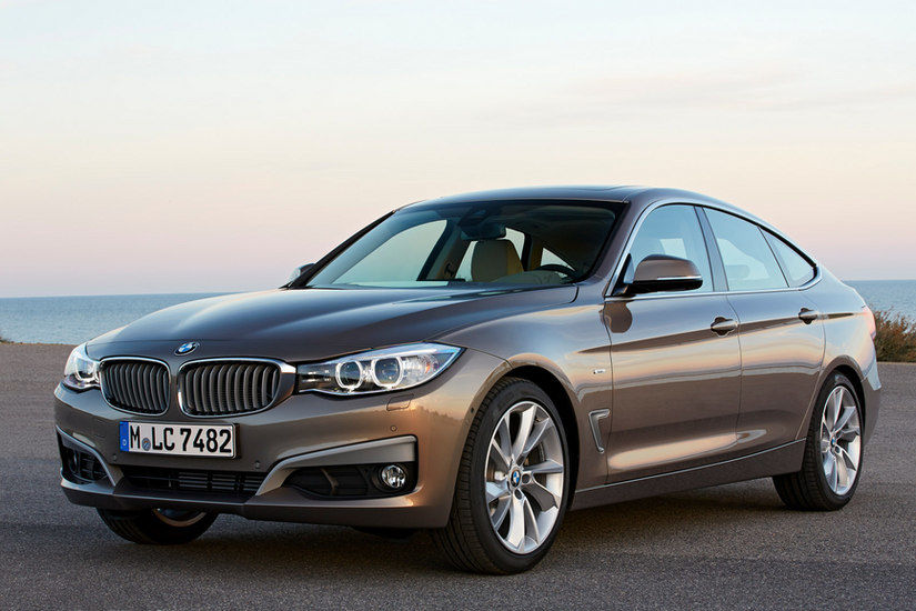 BMW seria 3 GT 2