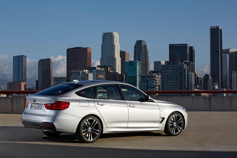 BMW seria 3 GT 4