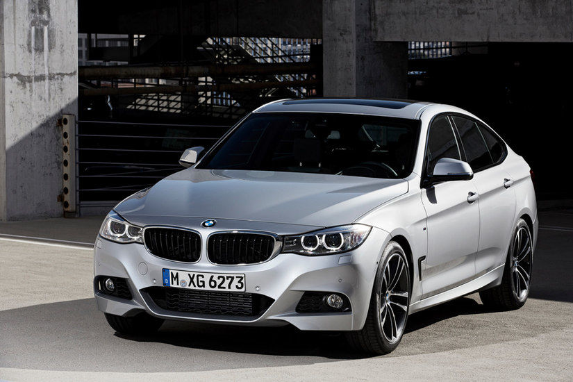 BMW seria 3 GT 5