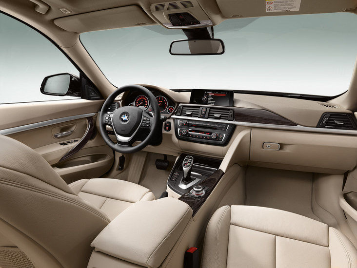 BMW seria 3 GT 7