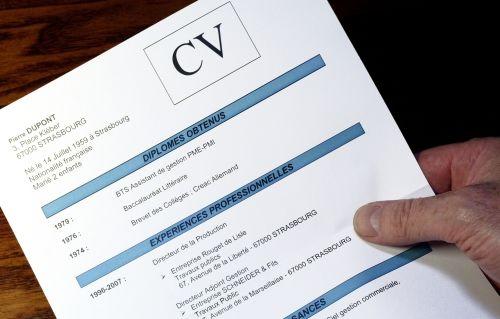 cv-angajare
