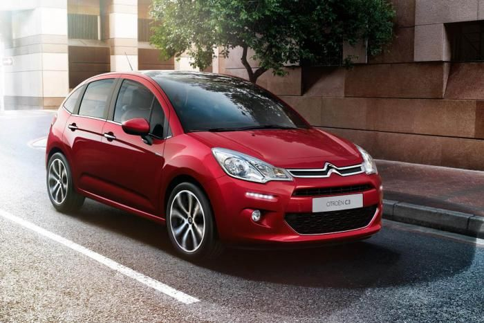 Citroen C3 facelift 1