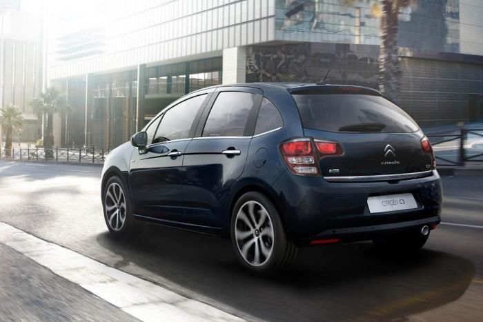Citroen C3 facelift 3