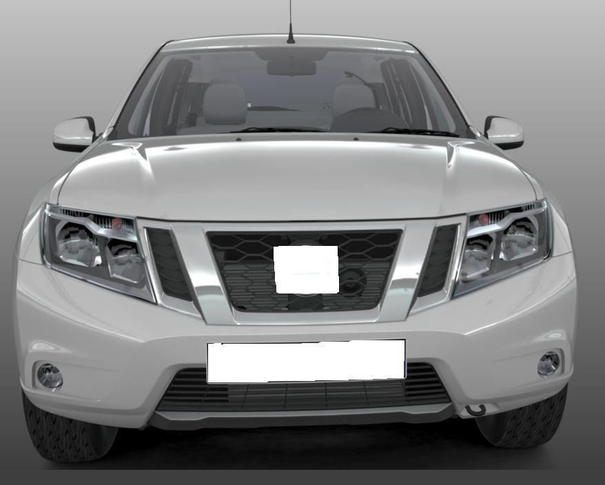 Dacia Duster Nissan Duster India 1
