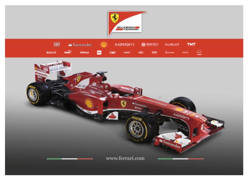 Ferrari F1 2