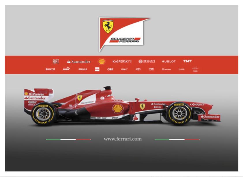 Ferrari F1 3