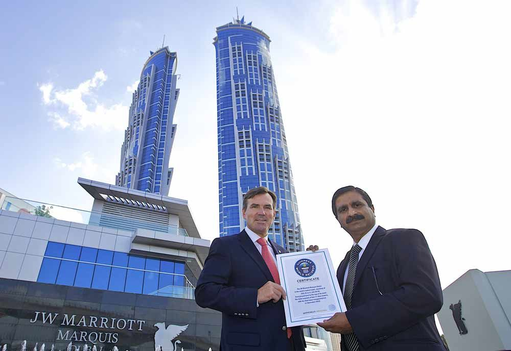JW Marriott Dubai Marquis