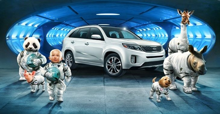 Kia Sorento SuperBowl 2