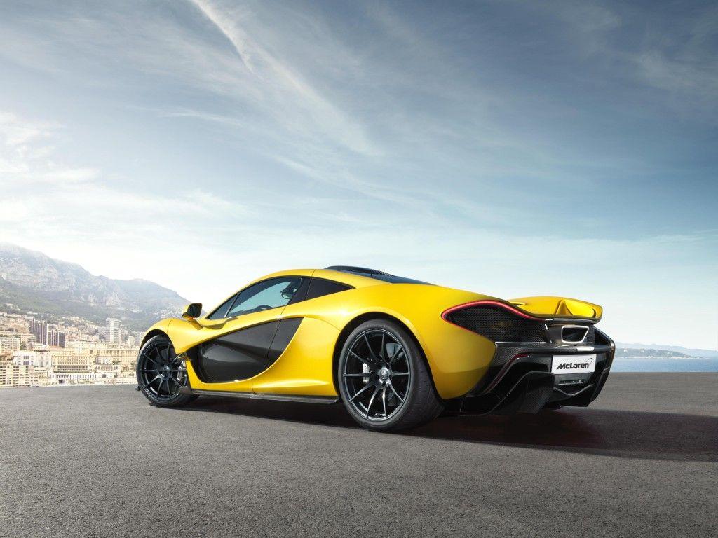 McLaren P1 a