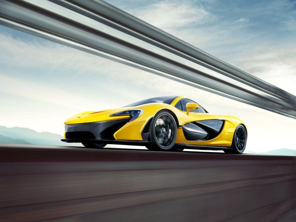 McLaren P1 c