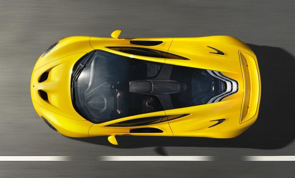 McLaren P1 d