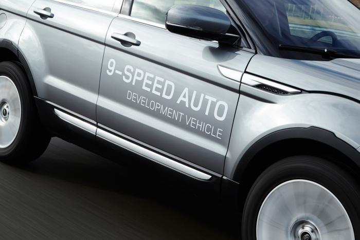 Range Rover Evoque 9speed 3