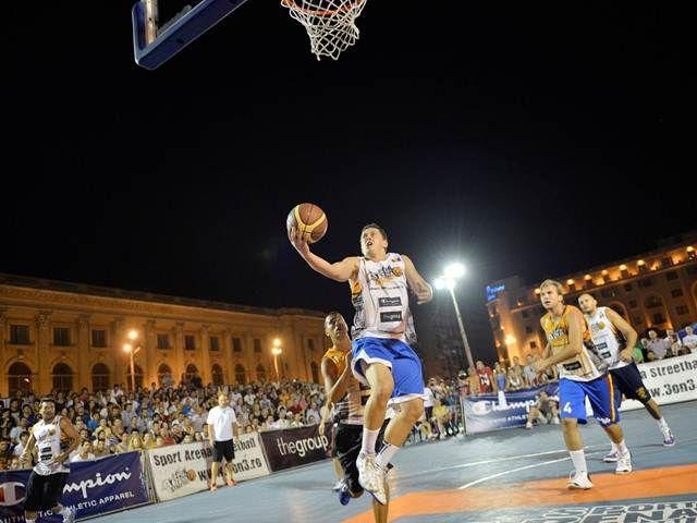 Sportarena Streetball 3x3
