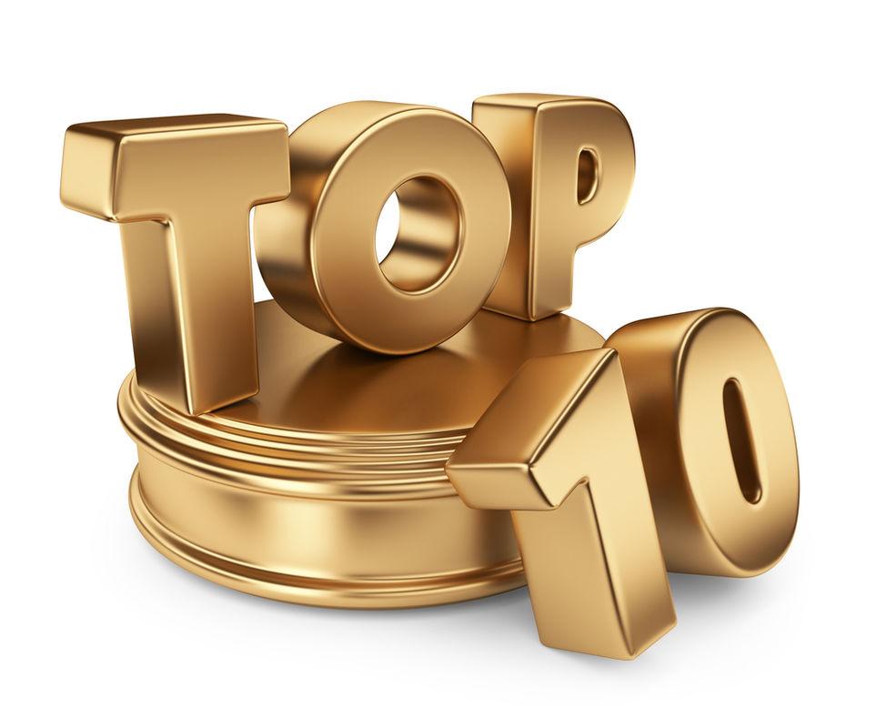 TOP 10 Criminali