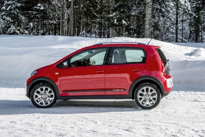 VW Cross up! 4