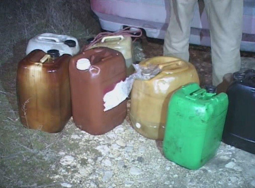 hoti de combustibil impuscati
