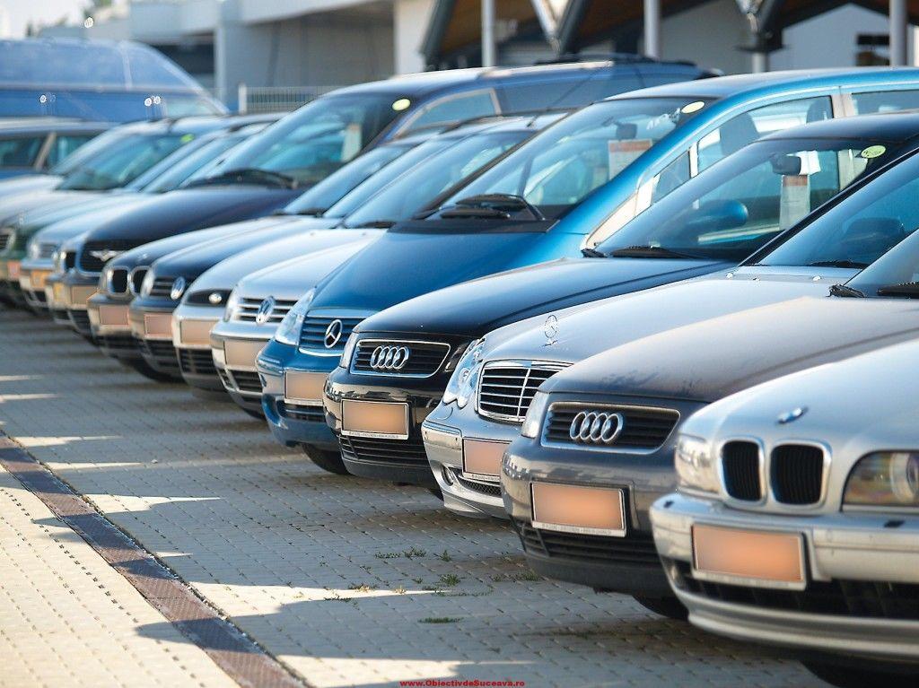 Taxa Auto Targ de Masini