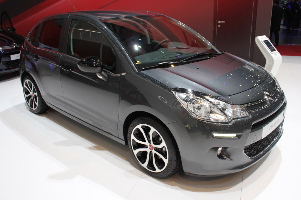 Citroen C3 facelift