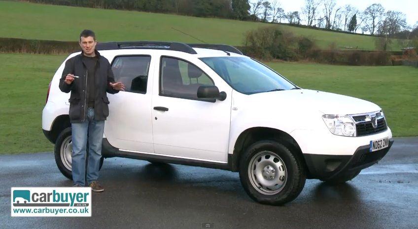 Jurnaliştii Englezi De La Carbuyer Au Testat Dacia Duster