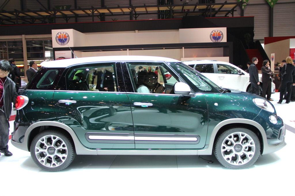 Fiat 500 L Trekking