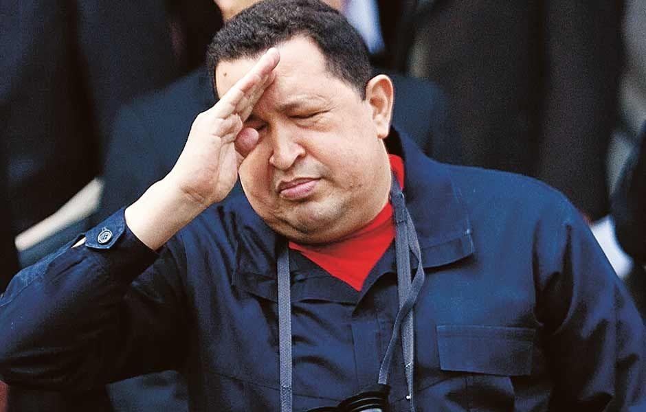 Hugo Chavez a murit