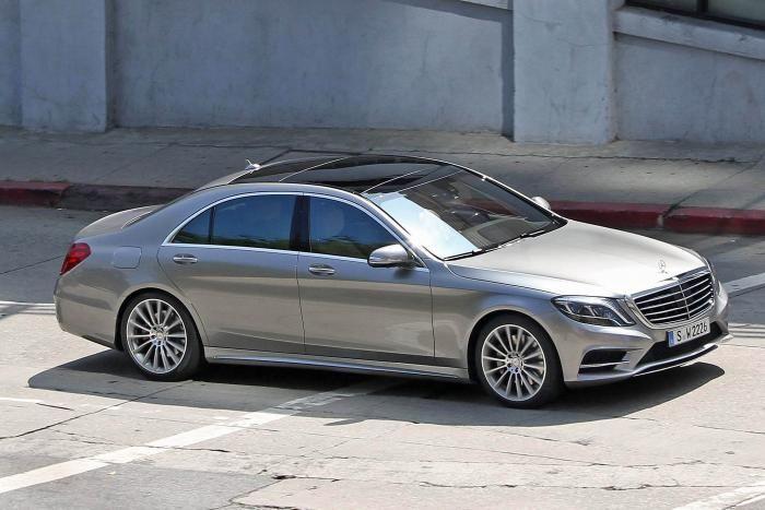 Mercedes Clasa S 2013 1