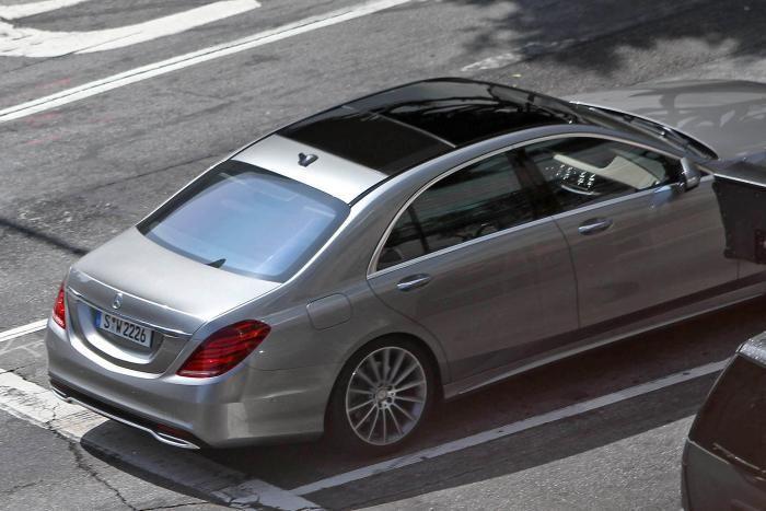 Mercedes Clasa S 2013 2