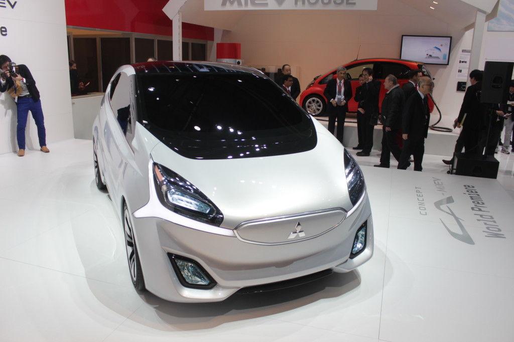 Mitsubishi Concept CA MIEV