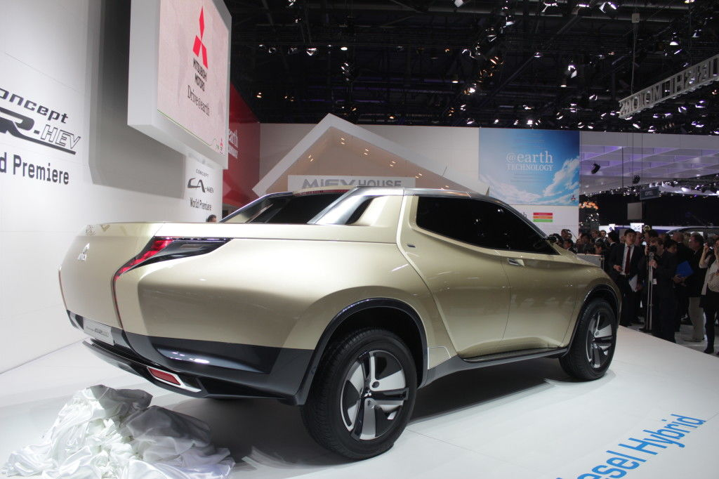 Mitsubishi Concept GR HEV