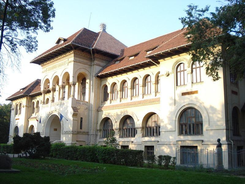 Muzeul National de Geologie din Bucuresti