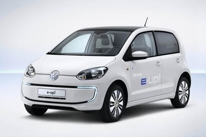 Volkswagen e-up! 1