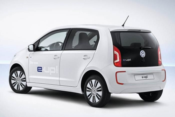 Volkswagen e-up! 3