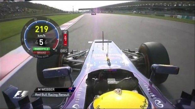 Webber Red Bull Sepang