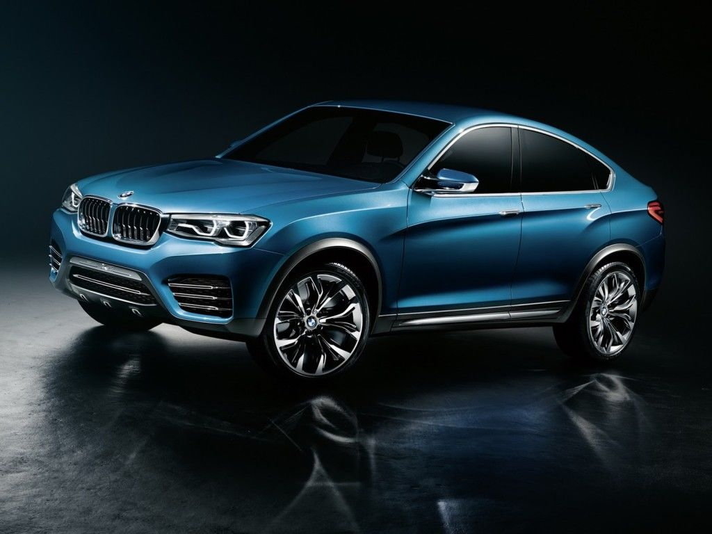 BMW X4 Concept 4